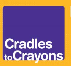 Cradles to Crayons Collection Drive