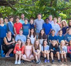 The Belmont Day Class of 2018
