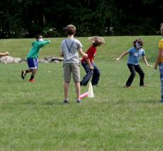 Fourth Grade Physical Education