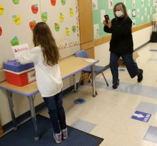 Second Grade Election Day
