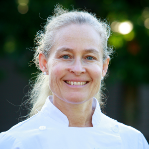 Chef and kitchen manager Tara Lightbody