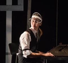 "Danya Dubrow-Compaine performs in ""Machinal"""